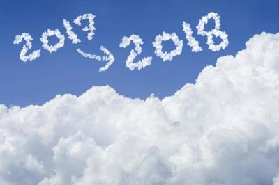 Goodbye 2017 Welcome 2018 Wallpapers